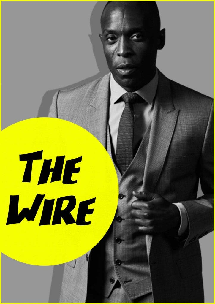 Why Omar is the best character in The Wire?