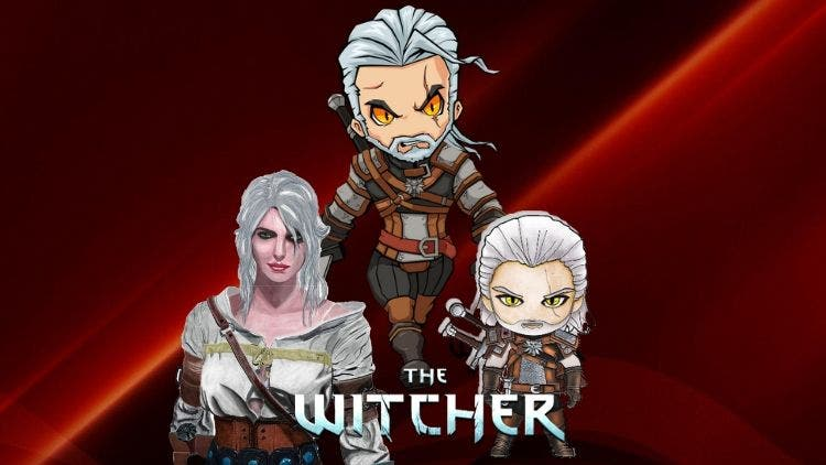 The Witcher anime movie