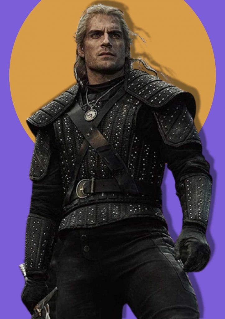 Henry Cavill's outfit in The Witcher season 2