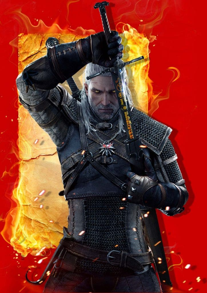 Why is Henry Cavill smiling in this new 'The Witcher' Season 2 picture?