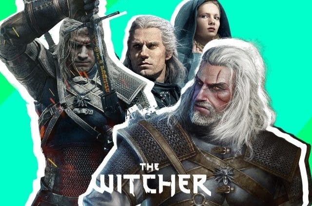 The Witcher not as good as books