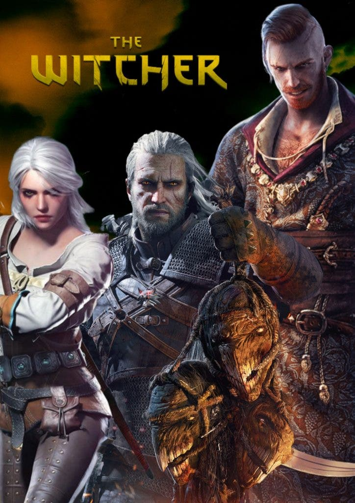 Netflix's The Witcher new update