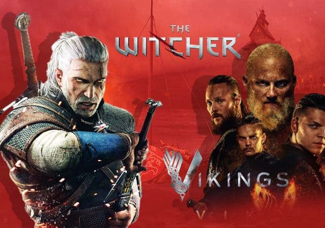 'The Witcher' makers are stealing stars from 'Vikings'