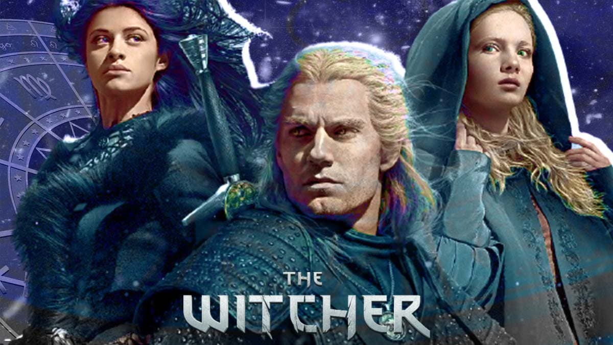 Which character are you from 'The Witcher