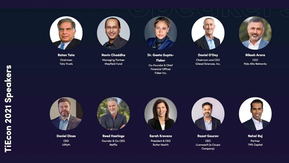 TiEcon 2021: The World's Largest Virtual Gathering Of Technology Entrepreneurs