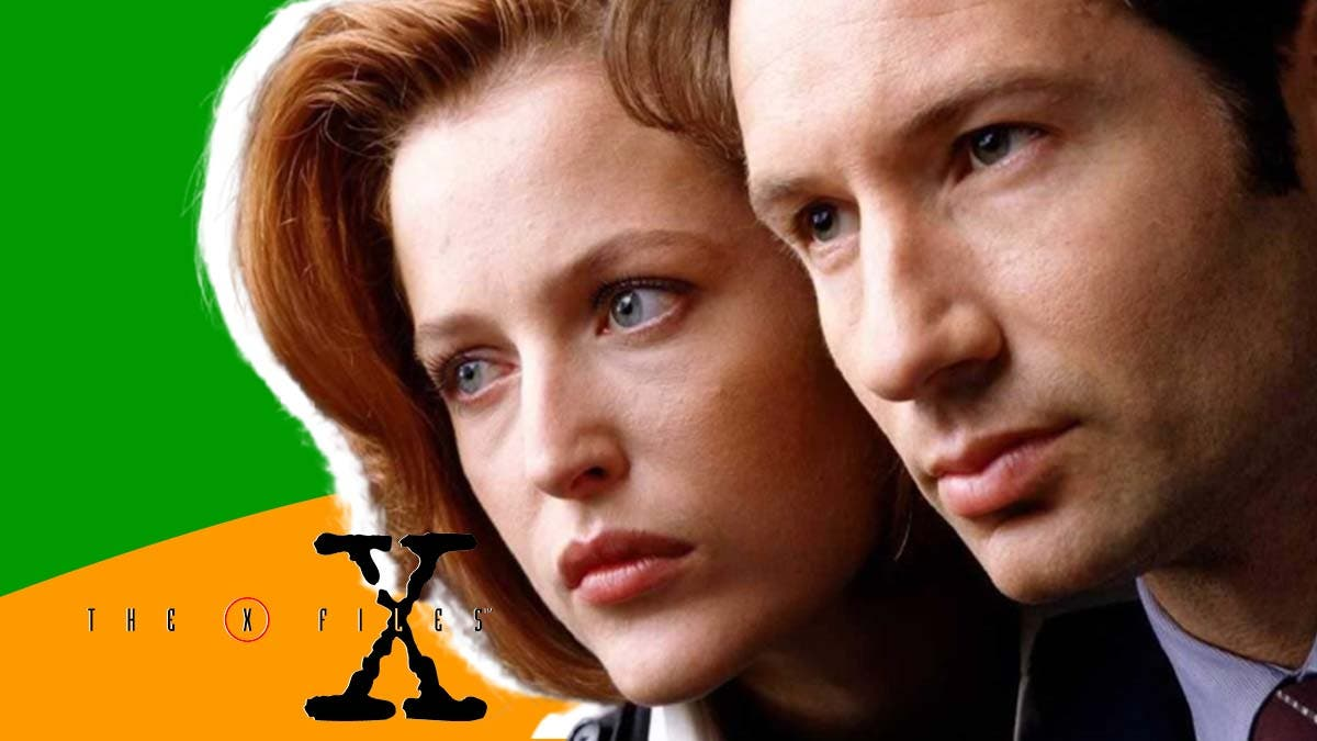 The X-Files on Netflix