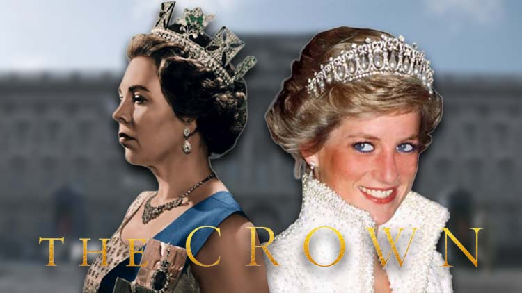 The Crown Season 4 in Jeopardy Courtesy The Queen