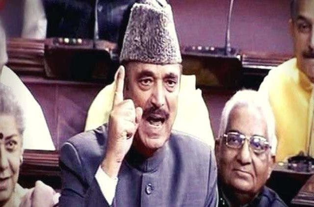 There-Is-A-War-Like-Situation-In-J-K-Ghulam-Nabi-Azad-India-Politics-DKODING