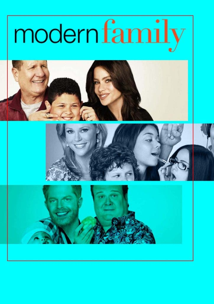 There's only 1 'Modern Family' character outside of the family who appears in every season