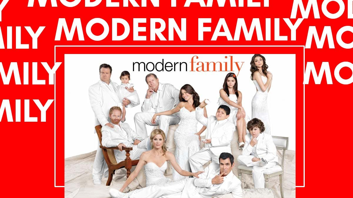 Modern family big boobs neighbor Dylan Marshall The Only Character Apart From Extended Family In Every Season Of Modern Family