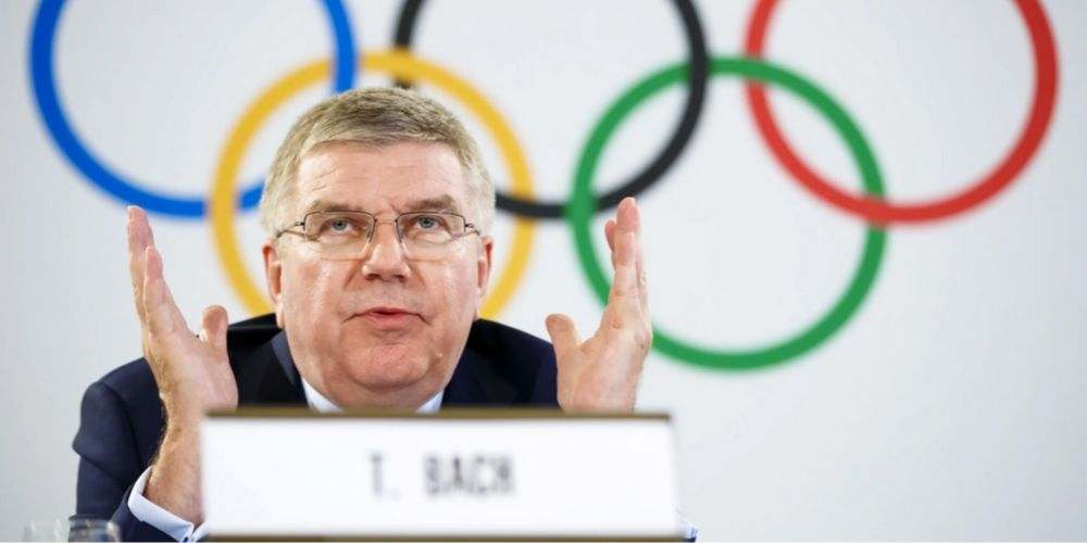 Thomas Bach IOC President Others Sports DKODING