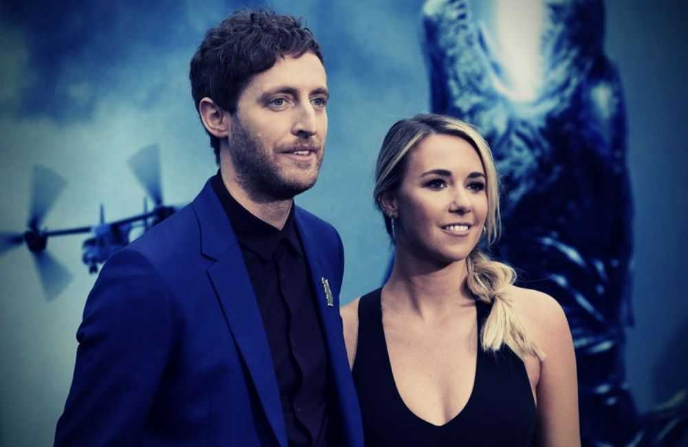 Thomas Middleditch Mollie Gates Love Life Trending Today DKODING