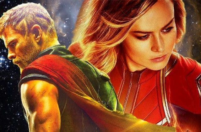 Thor is going to appear in Captain Marvel 2.