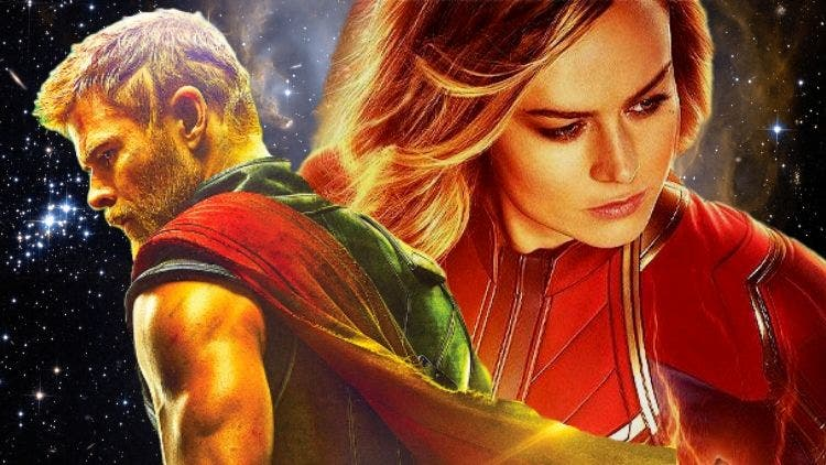 Breaking News! Thor Is Going To Appear In Captain Marvel 2