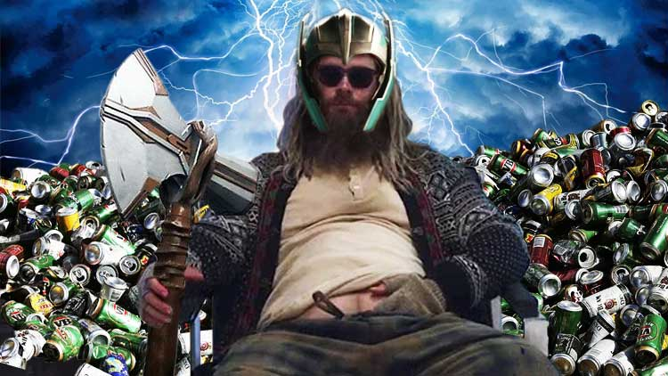 Thor-Fat-Look-In-Love-And-Thunder-Hollywood-Entertainment-DKODING