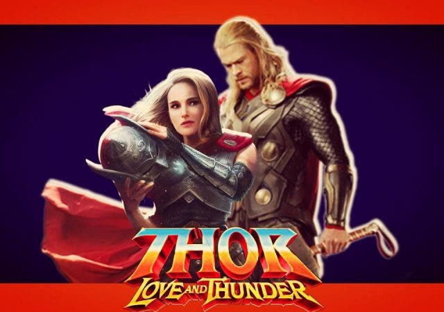 Thor Love and Thunder Romance