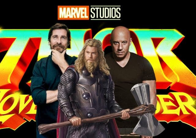 Thor Love and thuder cast