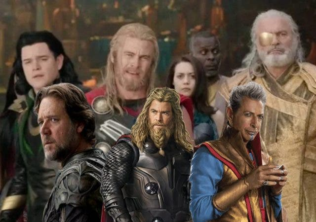 Thor Love and Thunder Cameos