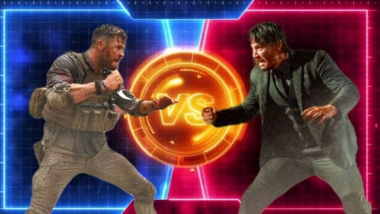 Russo Brothers Pick John Wick As Thor's Next Target