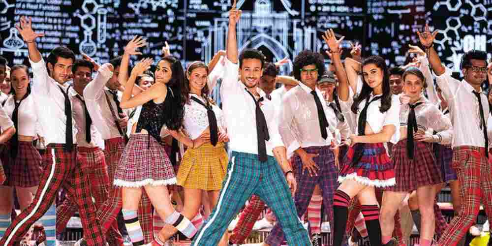Tiger-Shrof-Tara-Ananya-Student-Of-The-Year-2-Entertainment-Bollywood-Movie-Review-DKODING