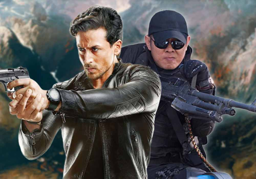 Tiger Shroff The expendables DKODING