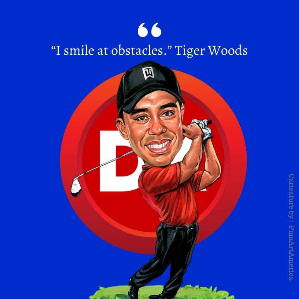 Tiger Woods Accident, Health Condition, Tiger Woods Quote