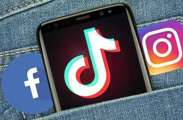 TikTok surpasses Facebook, Instagram in app downloads Videos DKODING