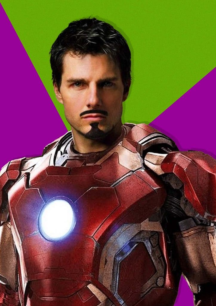 Tom Cruise almost became Iron Man