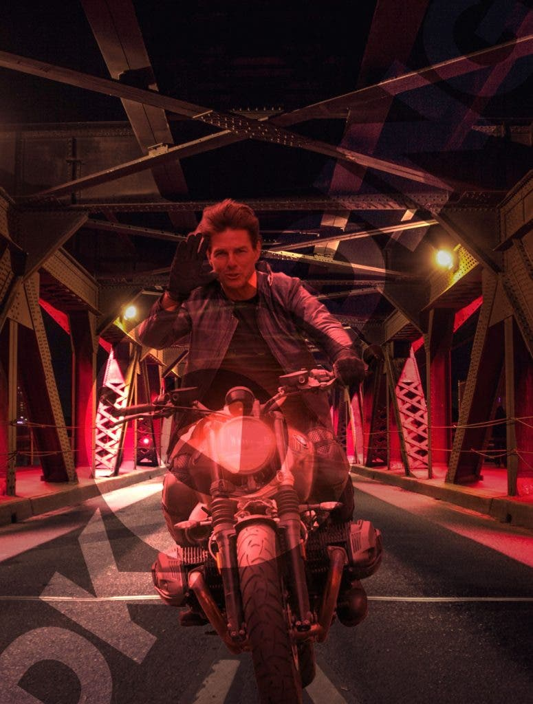 Tom Cruise may recreate iconic bike scene