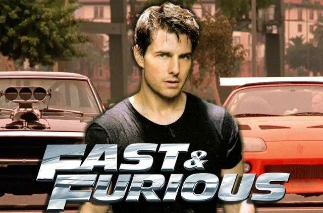 Tom Cruise Fast And Furious DKODING