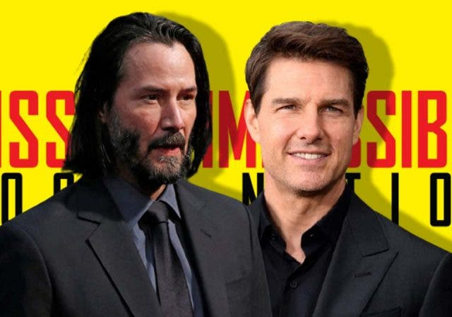 Tom Cruise makes fool proof plan to save 'Mission: Impossible 7' from Keanu Reeves double punch