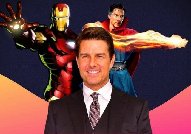 Tom Cruise marvel