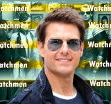 Tom Cruise is the original Ozymandias in Zack Snyder's 'Watchmen'