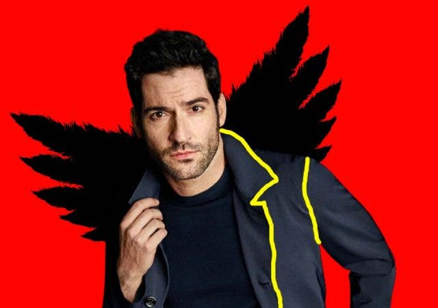 Who is Tom Ellis aka Lucifer jealous of?