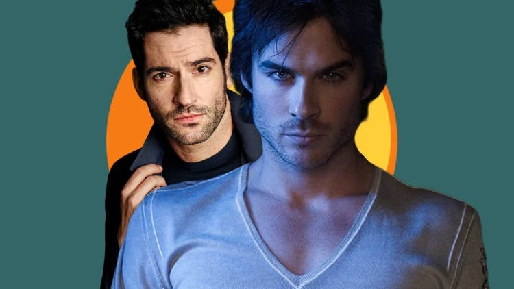 Tom Ellis Or Ian Somerhalder: Who Rules The Hotness Chart As A Supernatural?