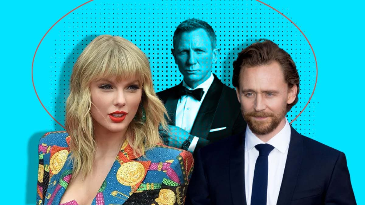 Tom Hiddleston blames Taylor Swift for losing his career's best role - James Bond!