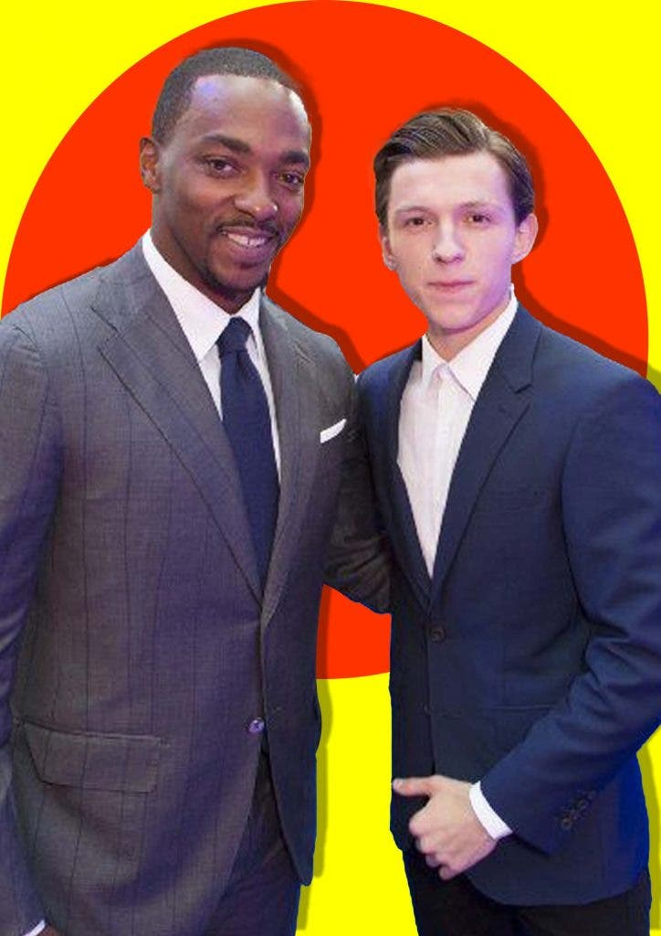 What's Cooking between Tom Holland and Anthony Mackie? Are they friends or foes?