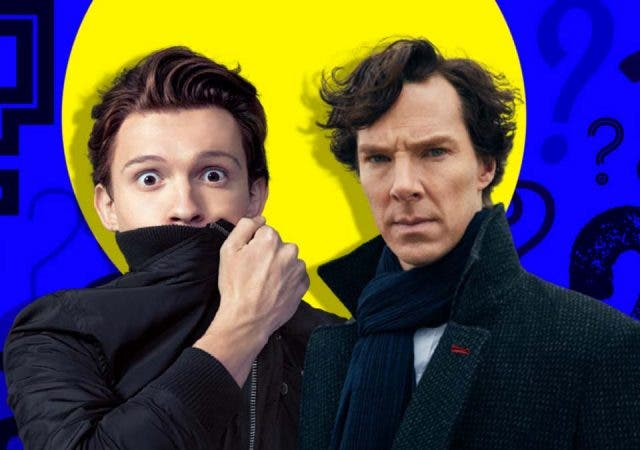 Tom Holland and Benedict Cumberbatch are friends or not