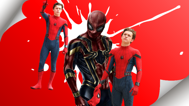Tom Holland as Spider-Man Marvel Sony Deal