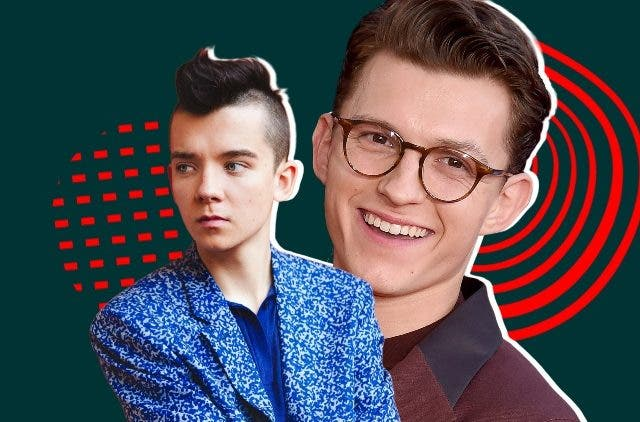 Asa Butterfield vs Tom Holland