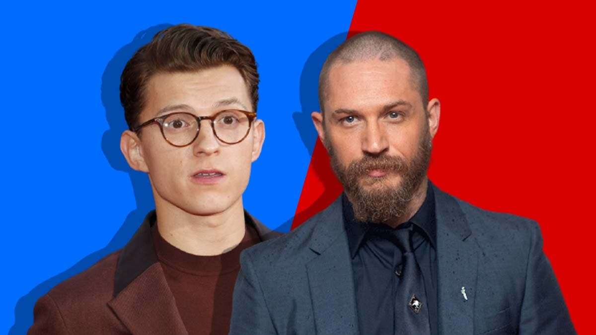 Tom Hardy teases crossover with Tom Holland's 'Spiderman'