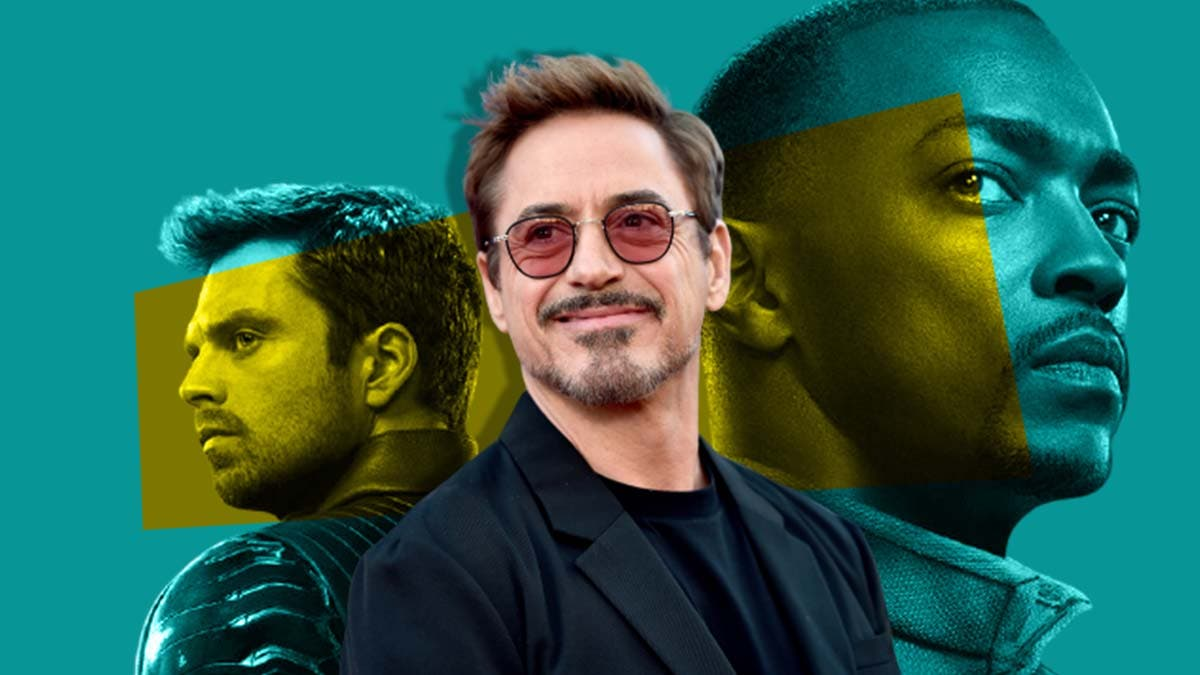 fans are hating Tony Stark over 'The Falcon and the Winter Soldier'
