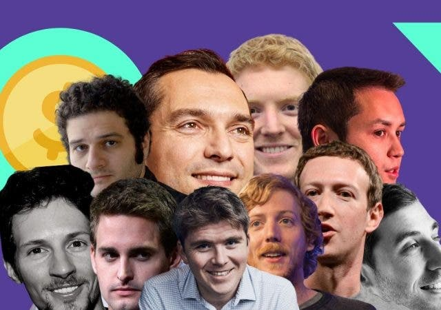 Top 10 Youngest Self-Made Billionaires in the World