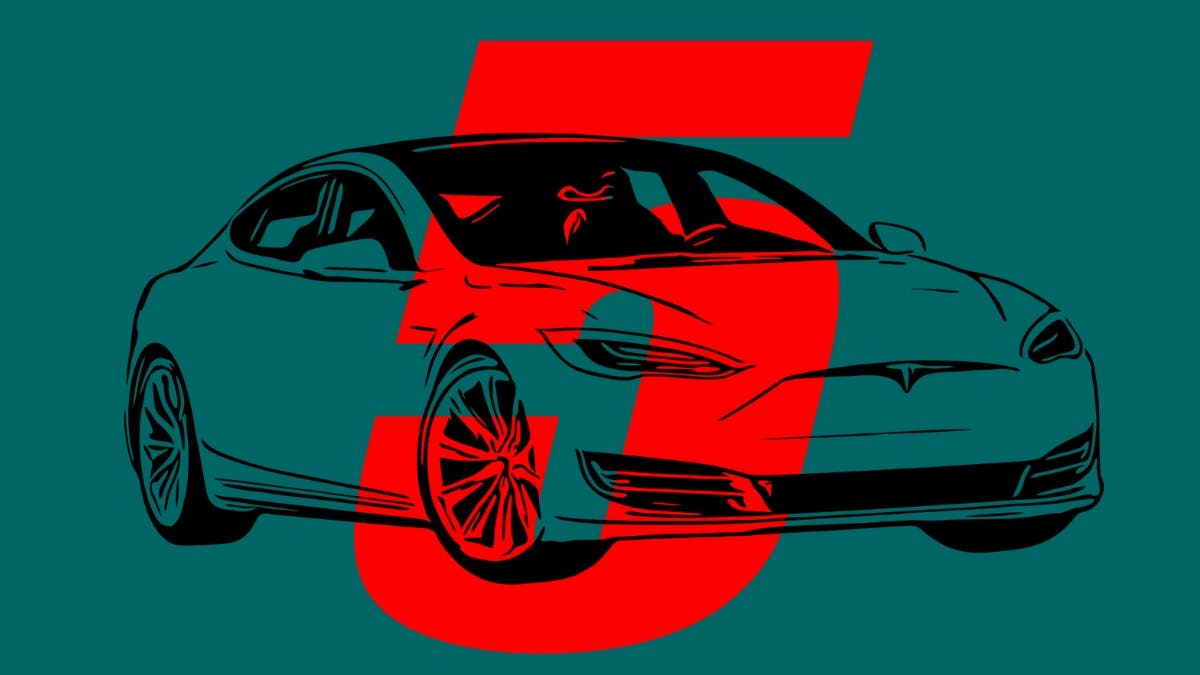 Top 5 Most Likely EV Startups To Rival Tesla