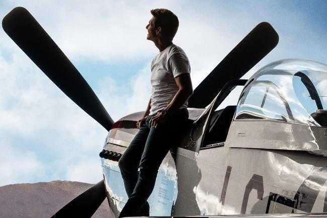 Top Gun Maverick is the real mission impossible for Tom Cruise.