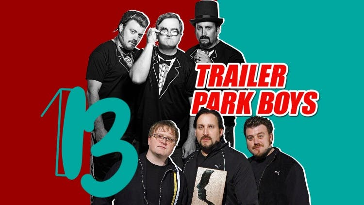 These Boys Can't Stop: Trailer Park Boys Season 13 Release Date Update