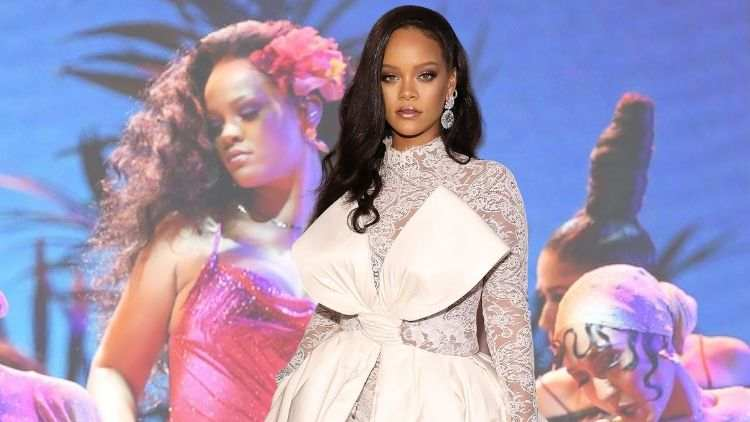 Rihanna plays her own rule when it comes to fashion
