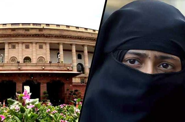 Triple-Talaq-Bill-India-Politics-DKODING