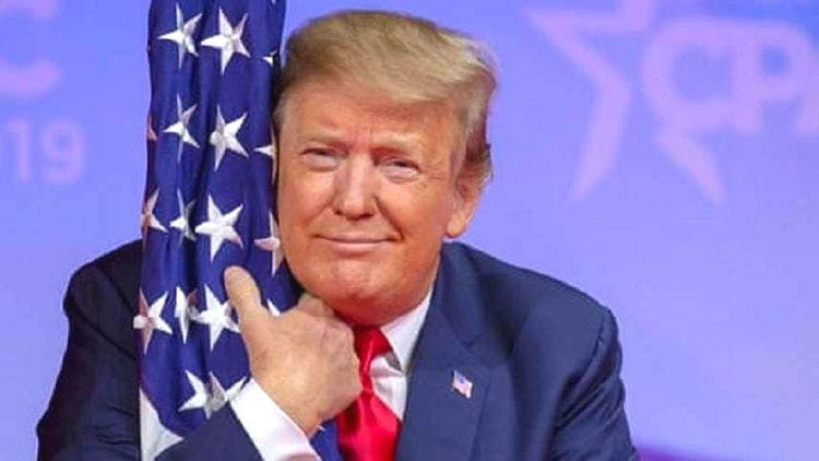 Trump-2020-Recession-and-Re-election-NewsShot-DKODING