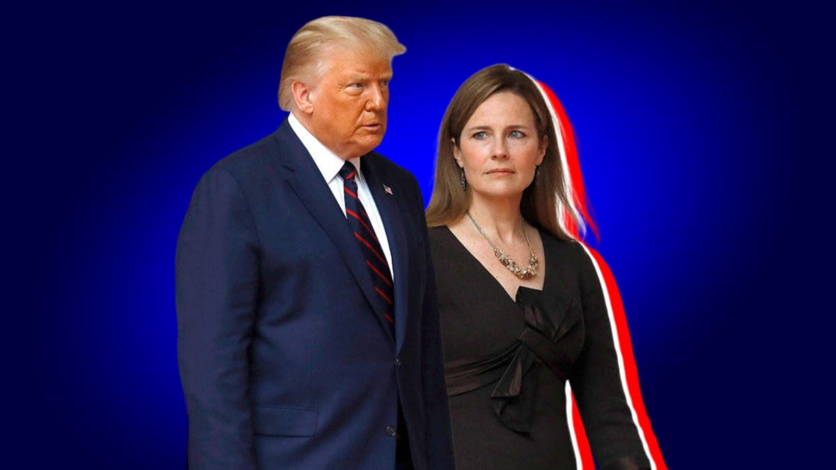 Trump and the Republicans Look to Amy Coney Barrett's Nomination as an Electoral Boost